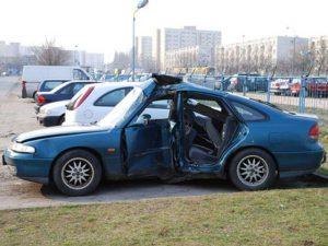 kasacja pojazdów Kołobrzeg