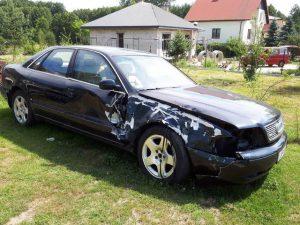 skup aut uszkodzonych Gryfice