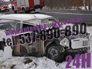 skup aut rozbitych darłowo