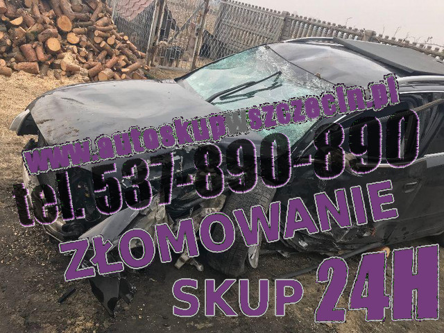 skup aut rozbitych mirosławiec