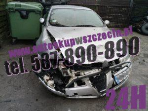 skup aut rozbitych ustka
