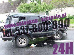 skup aut uszkodzonych recz