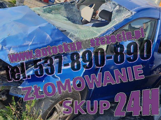 skup aut uszkodzonych złocieniec