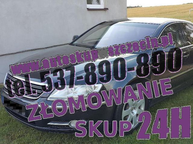 skup aut węgorzyno