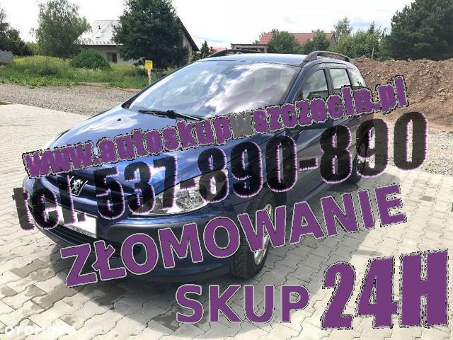 skup samochodów węgorzyno